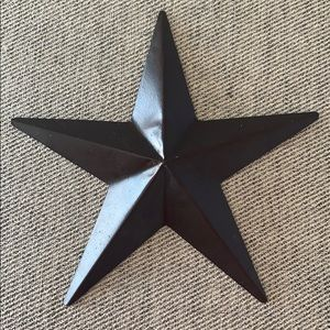 Vintage State of Texas Lightweight Metal Star